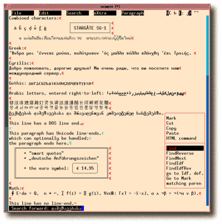 A Quick Primer On Unicode and Software Internationalization